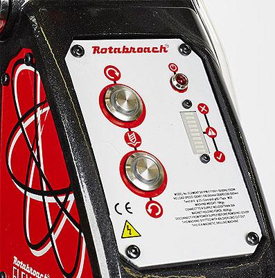 fresadora-rotabroach-element-50PM-panel