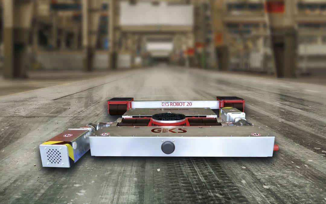 Galea le presenta el primer sistema de transporte a batería con control remoto
